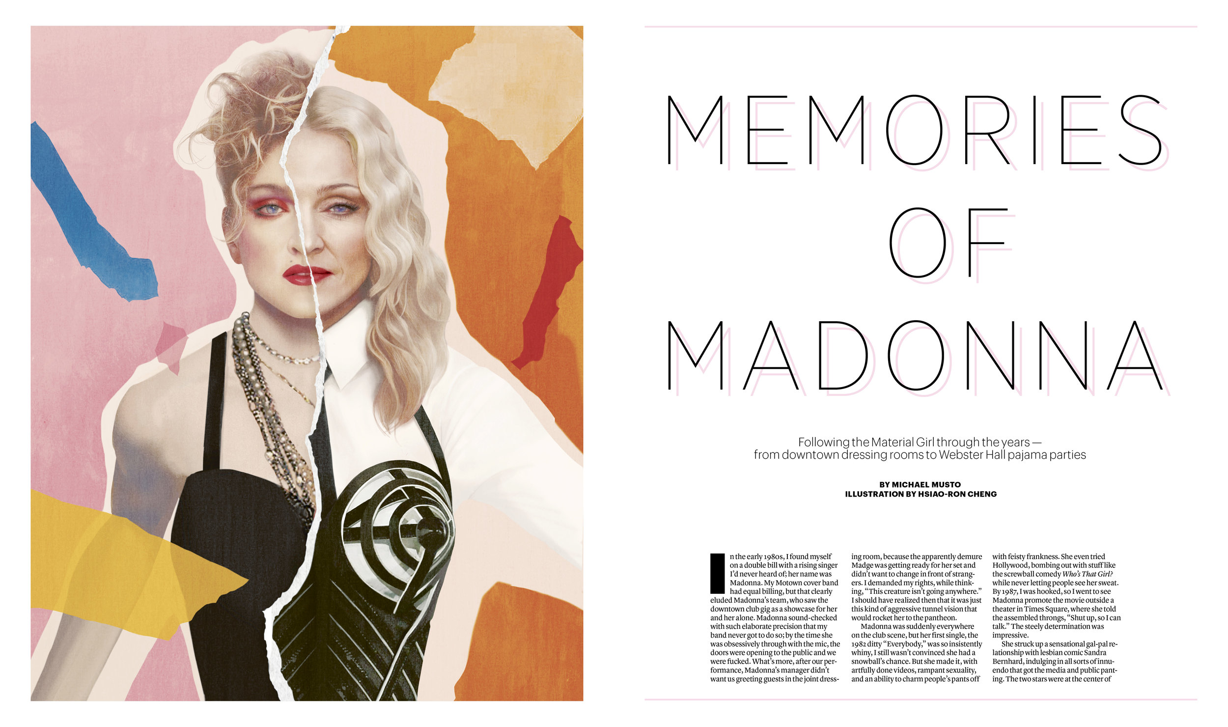 Madonna's 25th Truth or Dare Anniversary