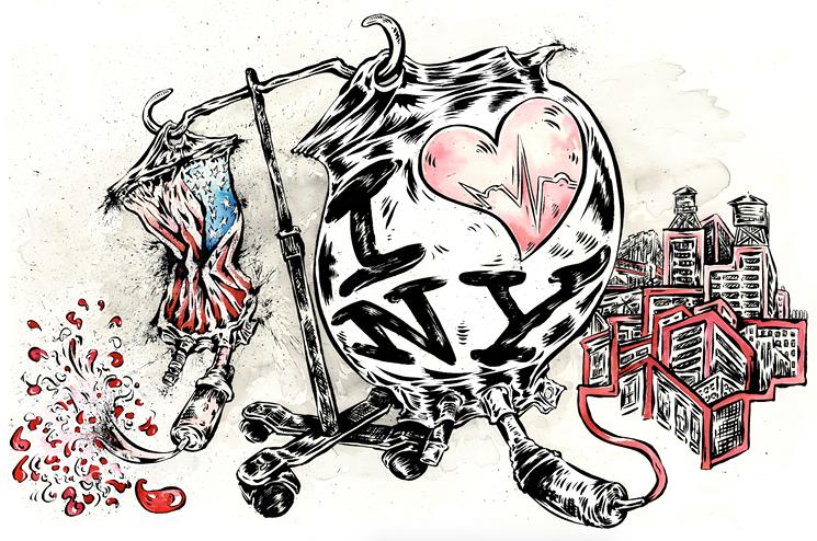 illustration by Justin Francavilla