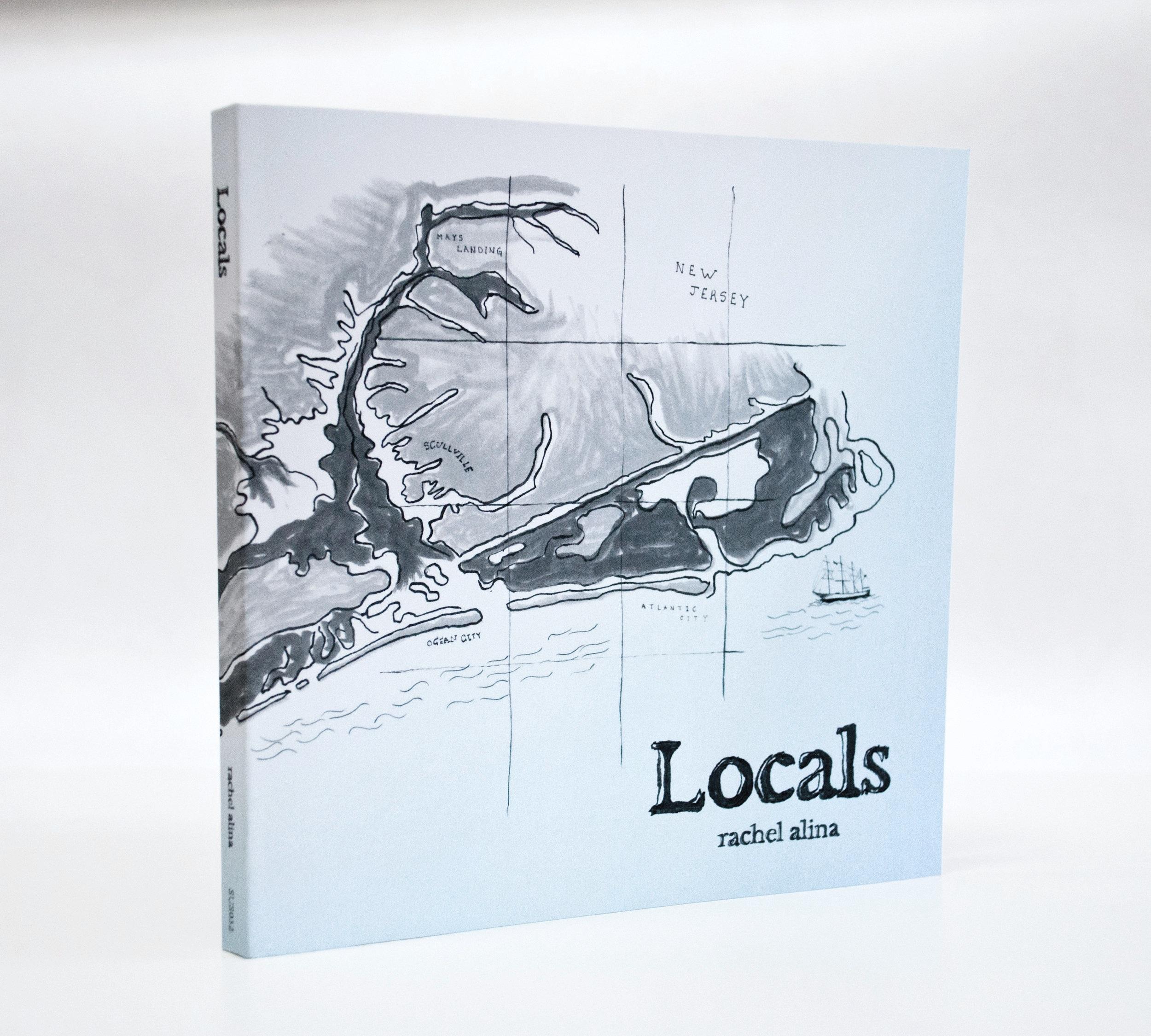 Locals Poetry Book