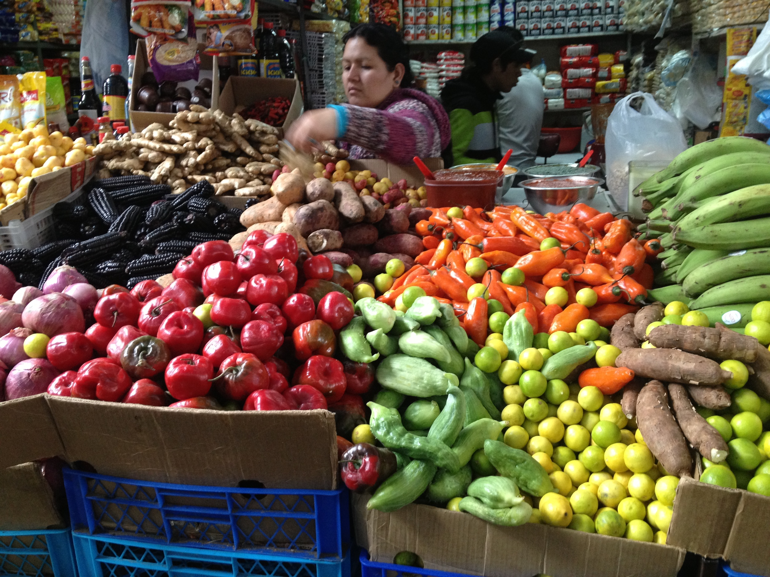 Vega Central market