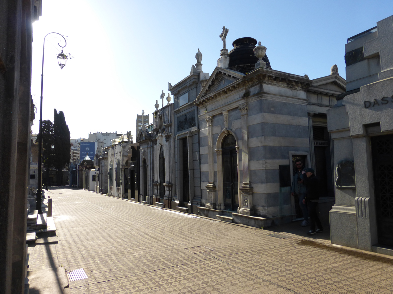"""La Recoleta cemetery contains the graves of notable Argentinians including Evita, former Presidents and Nobel Prize winners.                0    0    1    19    109    Kikio Creative Communications    1    1    127    14.0                          Normal    0                false    false    false       EN-US    JA    X-NONE                                                                                                                                                                                                                                                                                                                                                                                                                                                                                                                                                  /* Style Definitions */ table.MsoNormalTable {mso-style-name:""""Table Normal""""; mso-tstyle-rowband-size:0; mso-tstyle-colband-size:0; mso-style-noshow:yes; mso-style-priority:99; mso-style-parent:""""""""; mso-padding-alt:0in 5.4pt 0in 5.4pt; mso-para-margin:0in; mso-para-margin-bottom:.0001pt; mso-pagination:widow-orphan; font-size:12.0pt; font-family:Cambria; mso-ascii-font-family:Cambria; mso-ascii-theme-font:minor-latin; mso-hansi-font-family:Cambria; mso-hansi-theme-font:minor-latin;}"""