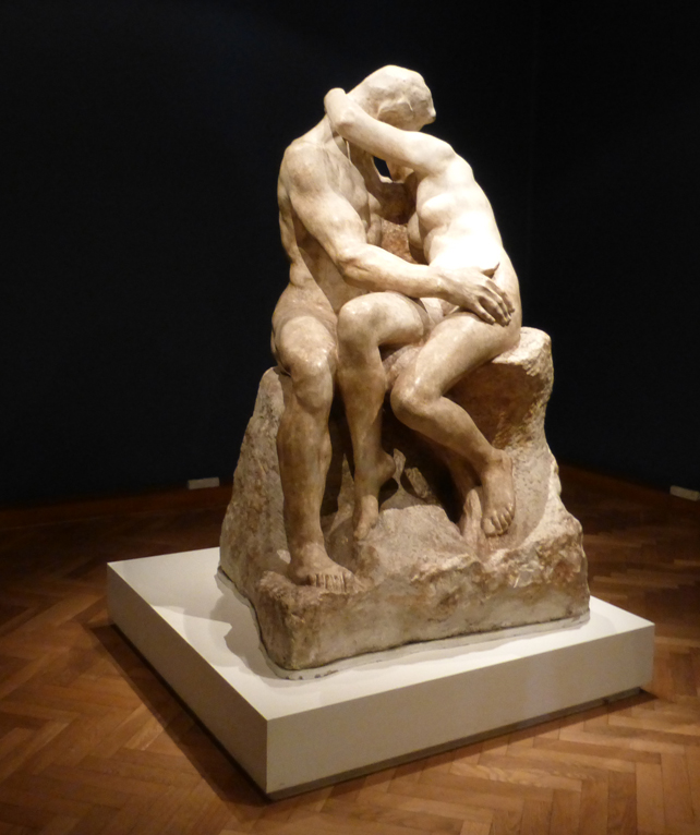 """Earlier in the day, we also got to see some great art at The Malba (The Museum of Latin American Contemporary Art) and The MNBA (The Buenos Aires Fine Arts Museum). Fun fact: you can take pictures of the artwork in the museums in BA. And, here's what we saw...Rodin's """"The Kiss"""" (a copy of the original, but he made this one, too.)                0    0    1    39    224    Kikio Creative Communications    1    1    262    14.0                          Normal    0                false    false    false       EN-US    JA    X-NONE                                                                                                                                                                                                                                                                                                                                                                                                                                                                                                                                                  /* Style Definitions */ table.MsoNormalTable {mso-style-name:""""Table Normal""""; mso-tstyle-rowband-size:0; mso-tstyle-colband-size:0; mso-style-noshow:yes; mso-style-priority:99; mso-style-parent:""""""""; mso-padding-alt:0in 5.4pt 0in 5.4pt; mso-para-margin:0in; mso-para-margin-bottom:.0001pt; mso-pagination:widow-orphan; font-size:12.0pt; font-family:Cambria; mso-ascii-font-family:Cambria; mso-ascii-theme-font:minor-latin; mso-hansi-font-family:Cambria; mso-hansi-theme-font:minor-latin;}"""