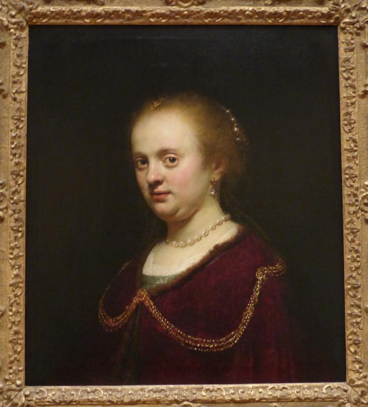 A Rembrandt!