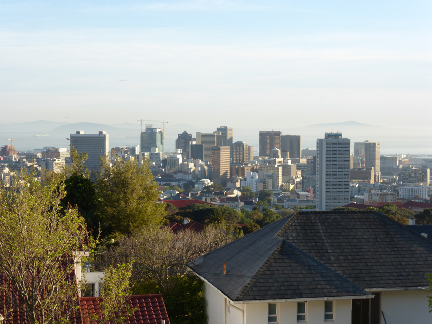"""Cape Town wins """"favorite city on the trip so far"""" (I can make anything into an award)."""