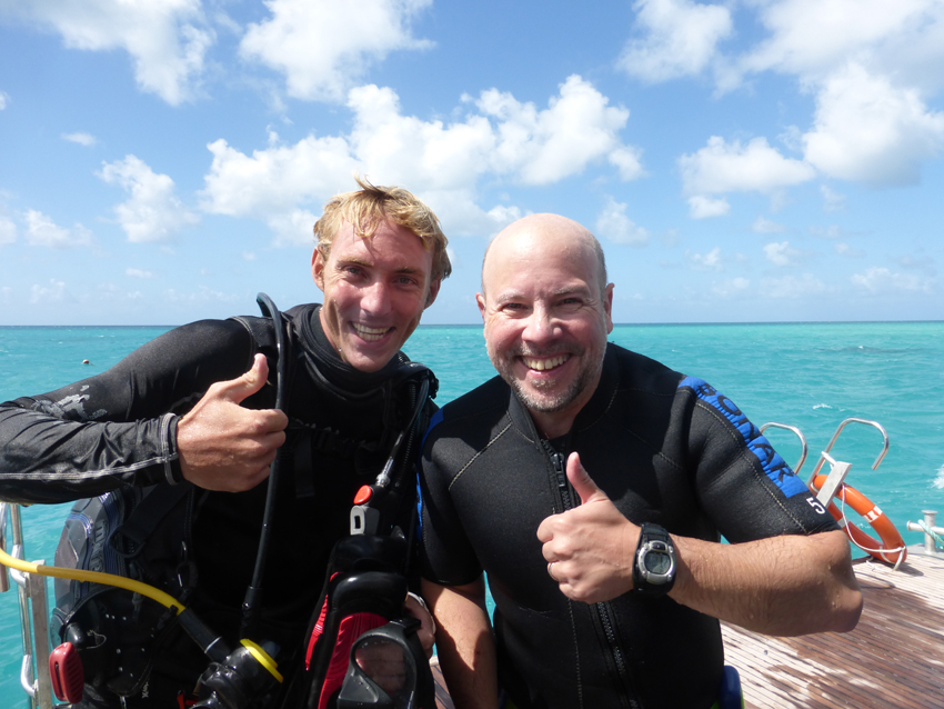 "This was seriously awesome.  ""Check-it-off-the-bucket-list"" sort of thing.  Eddie G. - you inspired us.  Ok, I only did snorkeling, but we kept hearing you tell us not to miss out on diving if we could.  THANK YOU!"
