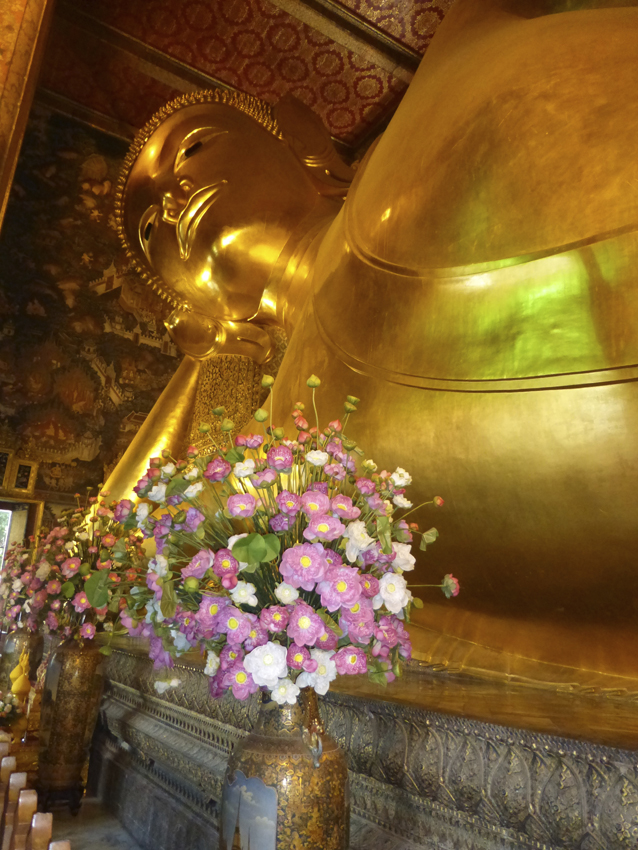 """95% of Thais are Buddhist. And, there are 384 temples in Bangkok alone. These pictures are from Wat Pho – home of the world famous reclining Buddha.                0    0    1    22    130    Kikio Creative Communications    1    1    151    14.0                          Normal    0                false    false    false       EN-US    JA    X-NONE                                                                                                                                                                                                                                                                                                                                                                                                                                                                                                                                                  /* Style Definitions */ table.MsoNormalTable {mso-style-name:""""Table Normal""""; mso-tstyle-rowband-size:0; mso-tstyle-colband-size:0; mso-style-noshow:yes; mso-style-priority:99; mso-style-parent:""""""""; mso-padding-alt:0in 5.4pt 0in 5.4pt; mso-para-margin:0in; mso-para-margin-bottom:.0001pt; mso-pagination:widow-orphan; font-size:12.0pt; font-family:Cambria; mso-ascii-font-family:Cambria; mso-ascii-theme-font:minor-latin; mso-hansi-font-family:Cambria; mso-hansi-theme-font:minor-latin;}"""