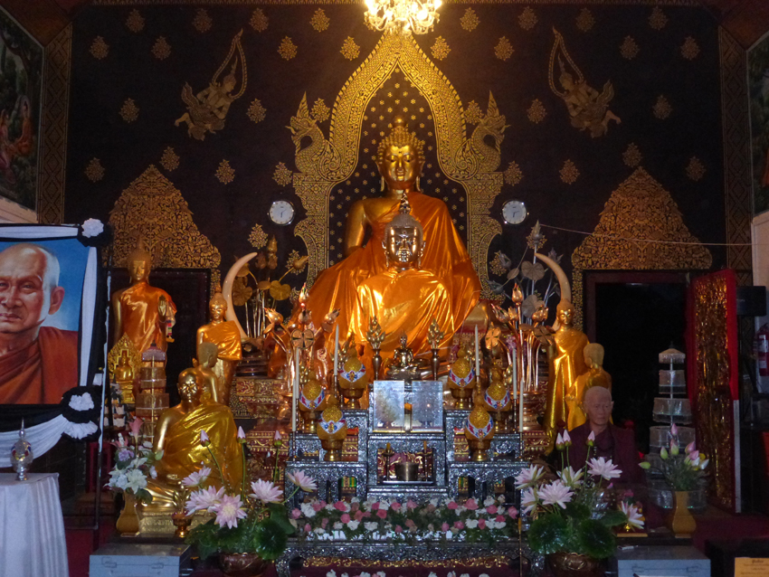 """The blessing from the monk was at Wat Phrathat, Chiang Mai's holiest shrine. No pictures of that to share, but it's safe to say that it was a very enlightening experience.                0    0    1    25    149    Kikio Creative Communications    1    1    173    14.0                          Normal    0                false    false    false       EN-US    JA    X-NONE                                                                                                                                                                                                                                                                                                                                                                                                                                                                                                                                                  /* Style Definitions */ table.MsoNormalTable {mso-style-name:""""Table Normal""""; mso-tstyle-rowband-size:0; mso-tstyle-colband-size:0; mso-style-noshow:yes; mso-style-priority:99; mso-style-parent:""""""""; mso-padding-alt:0in 5.4pt 0in 5.4pt; mso-para-margin:0in; mso-para-margin-bottom:.0001pt; mso-pagination:widow-orphan; font-size:12.0pt; font-family:Cambria; mso-ascii-font-family:Cambria; mso-ascii-theme-font:minor-latin; mso-hansi-font-family:Cambria; mso-hansi-theme-font:minor-latin;}"""