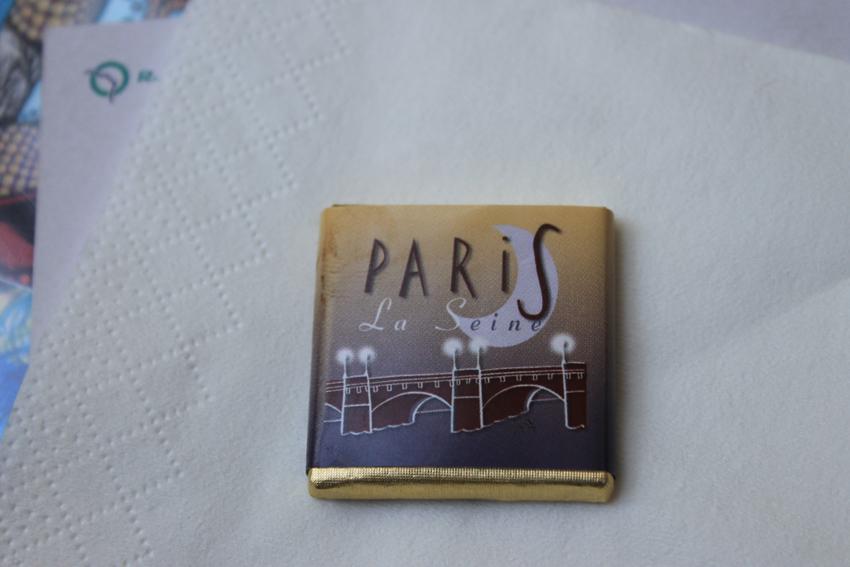 Paris is sweet...