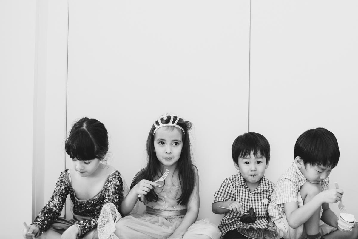 Hana's 5th Birthday, 2014