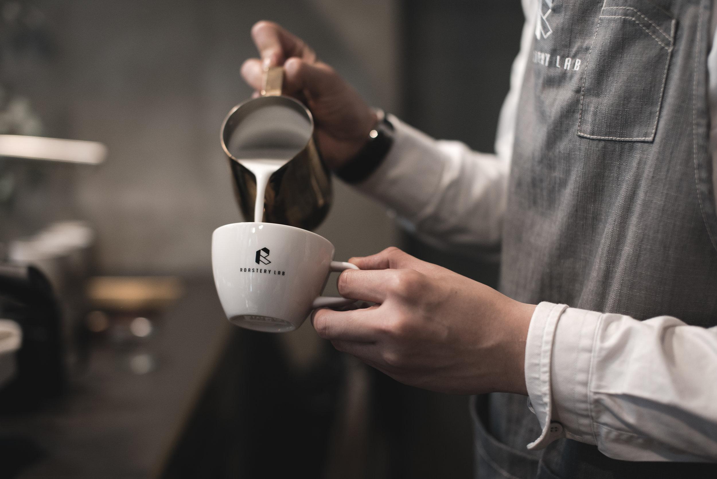 Roastery Lab / The Coffee Academics, 2017