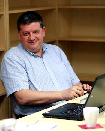 Otniel Bunaciu Professor of Historical Theology