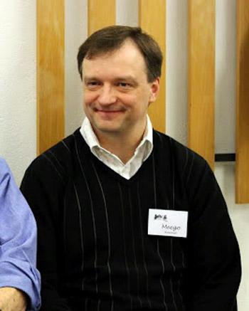 Meego Remmel Assistant Professor of Intercultural Studies