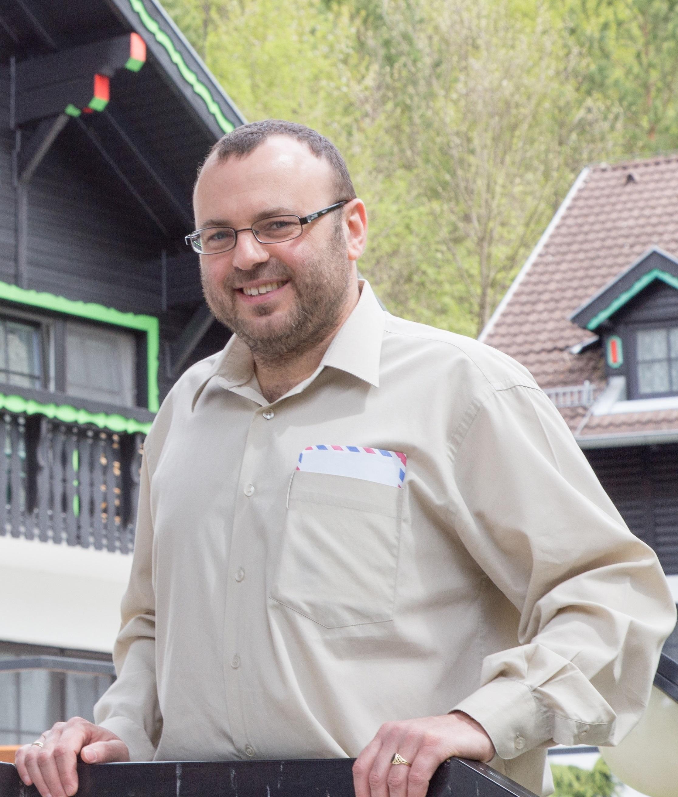 Andrey Puzynin Associate Professor of Practical Theology