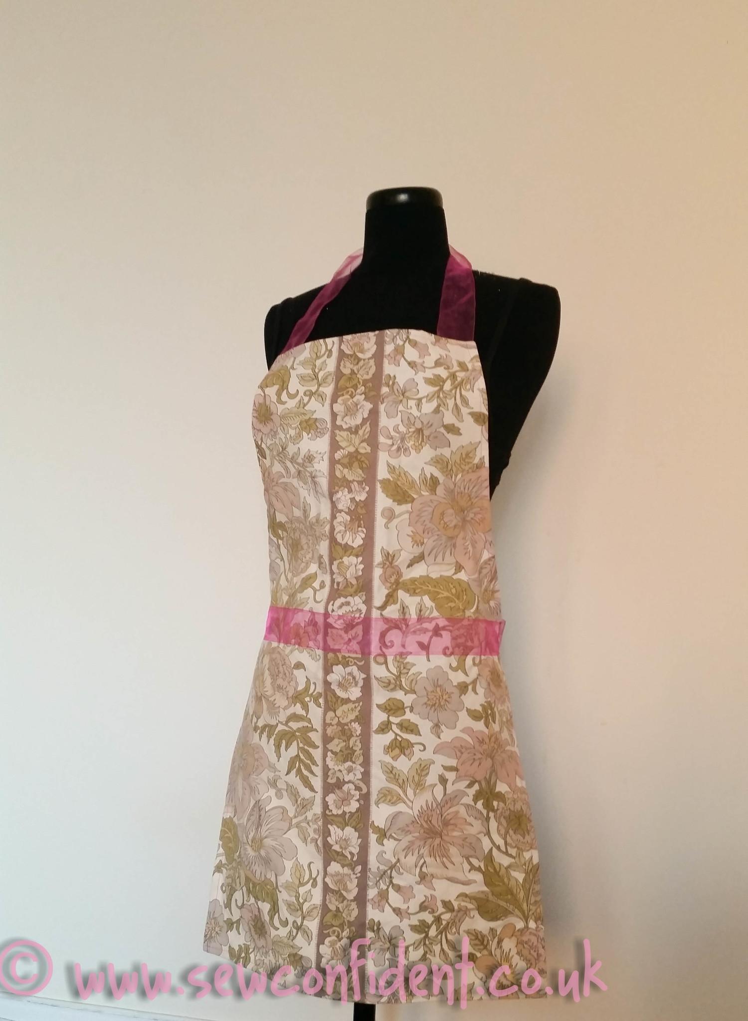 Eco friendly apron