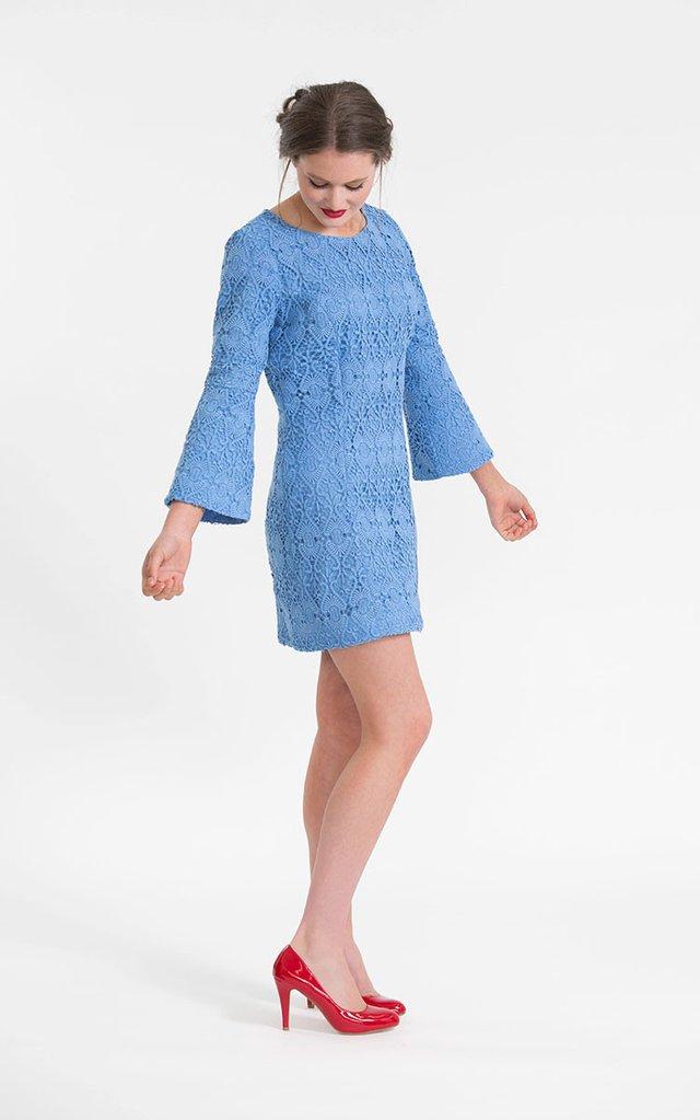 Sea-bell Dress from PAPERCUT patterns