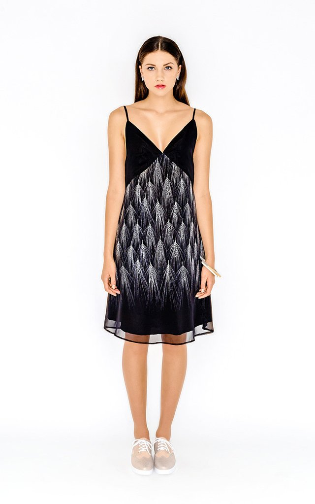 Mito cami/dress from PAPERCUT patterns