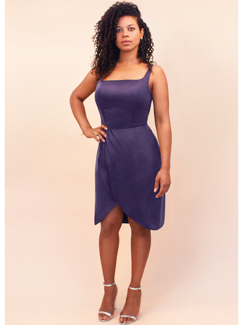 Kim Dress from BY HAND LONDON