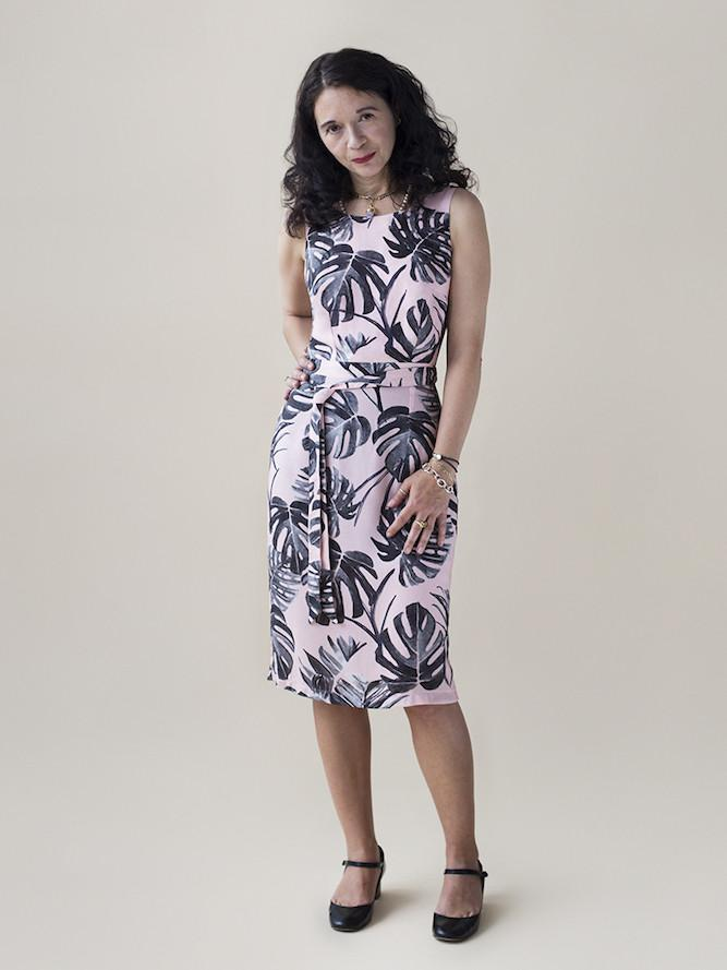 Orsola Dress & skirt from BY HAND LONDON