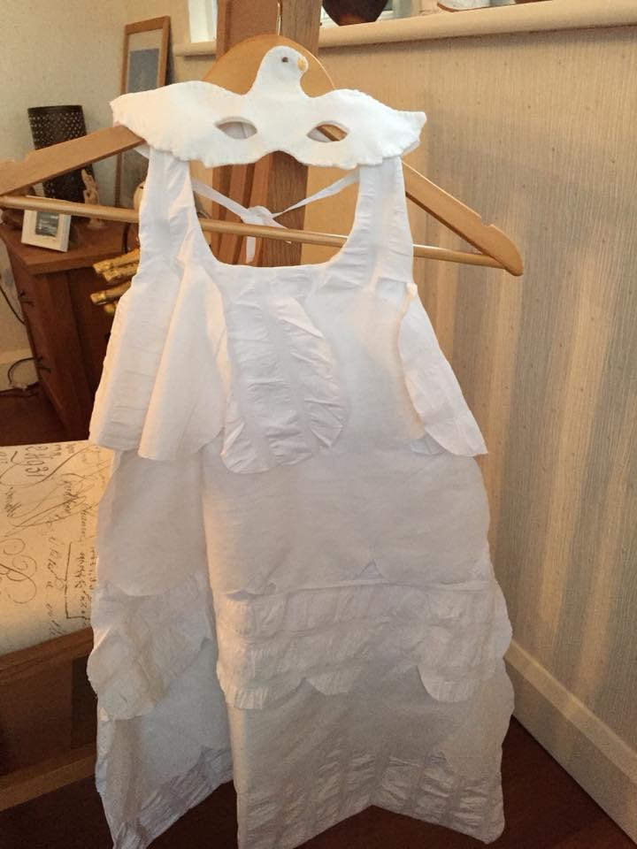 dove costume by jenny mcv