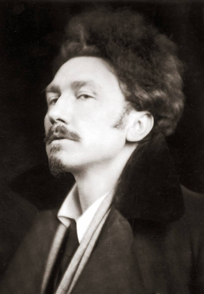 When faced with an ethically challenging personlike poet Ezra Pound (above), disengagement looks reasonable. But it isn't.