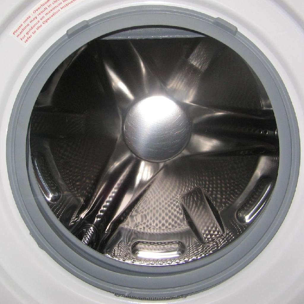 Washing machine? Prepare to engage the hyperdrive!