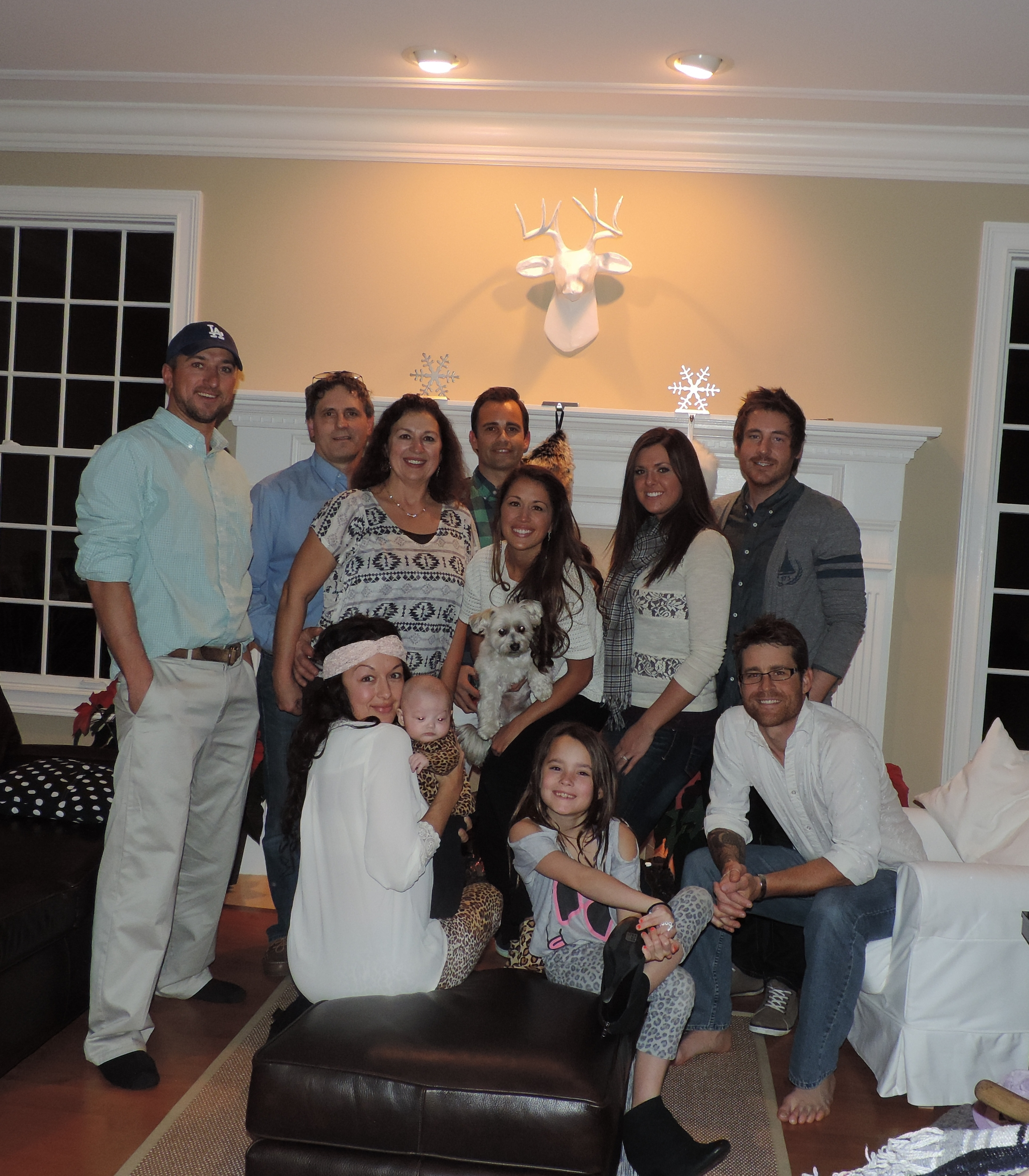 """Just a small chunk of our """"Modern Family"""""""