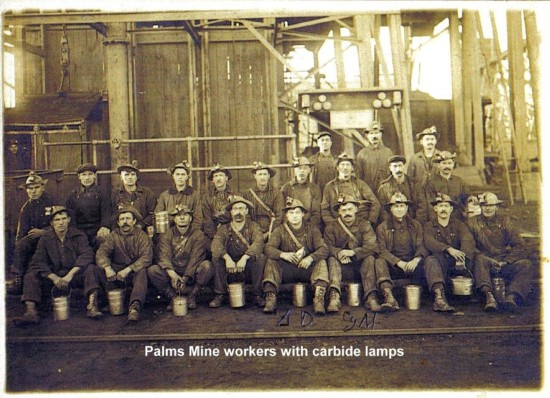 West Palms Mine, Bessemer Michigan