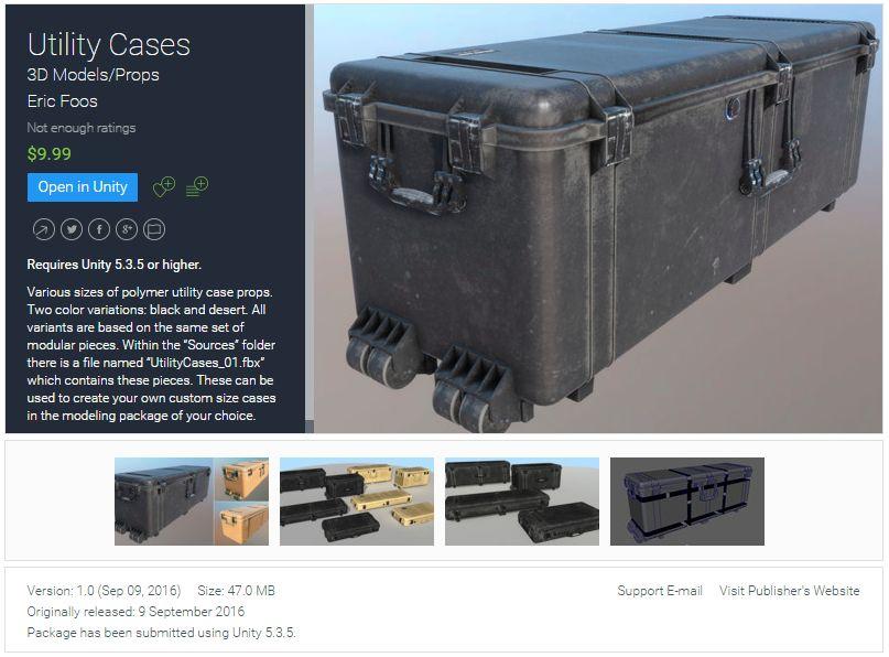 Utility Cases