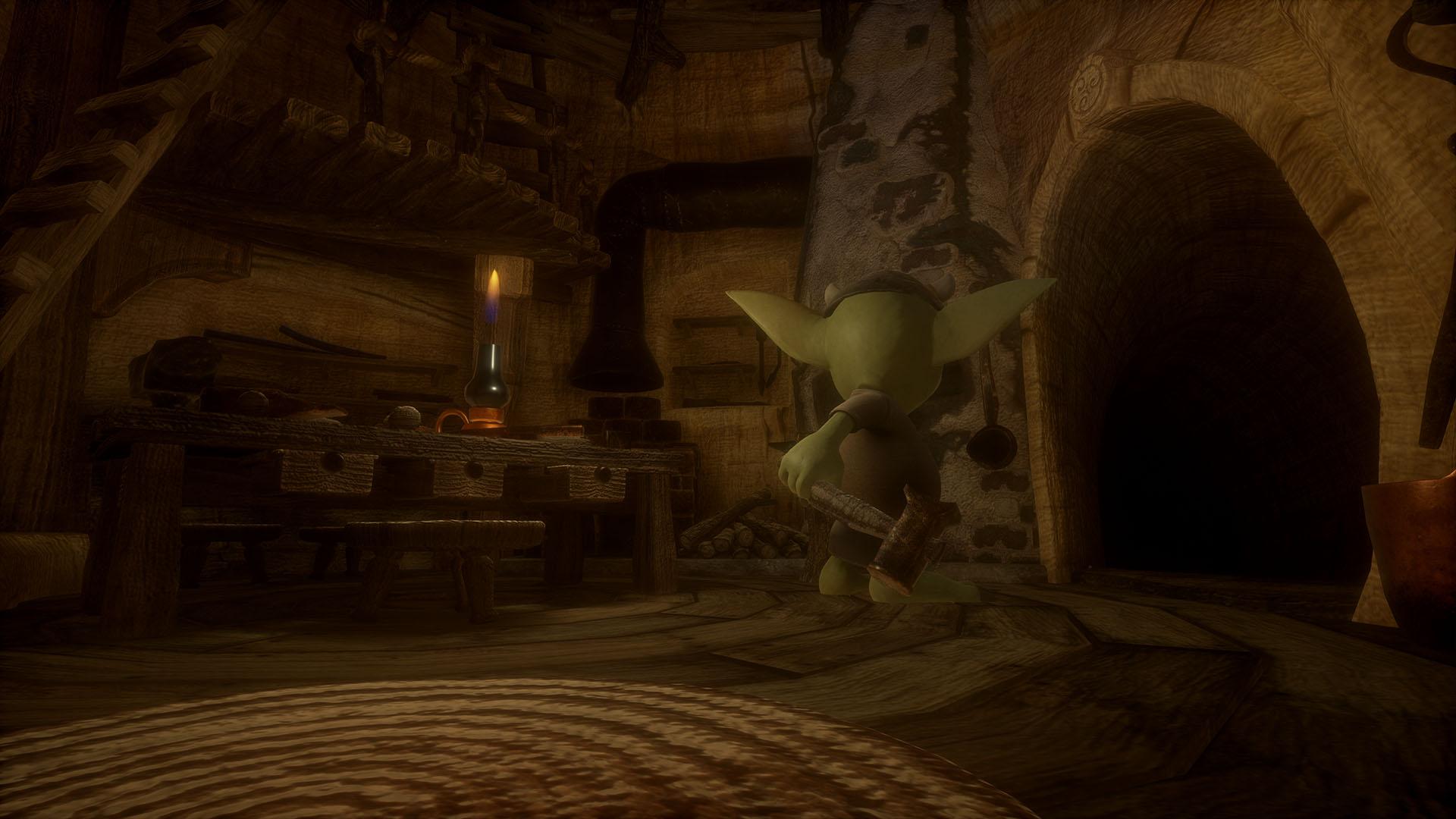 Gnomes & Goblins: workshop