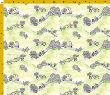 Lavender Farm Road