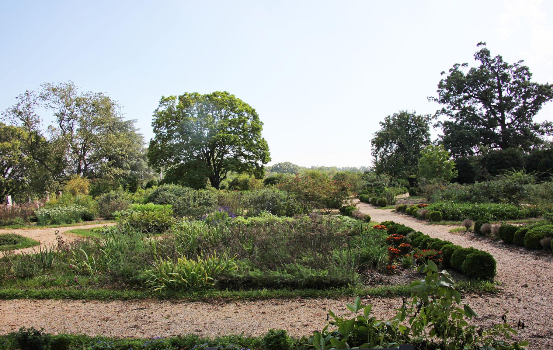 Colonial Revival Garden at Arlington House