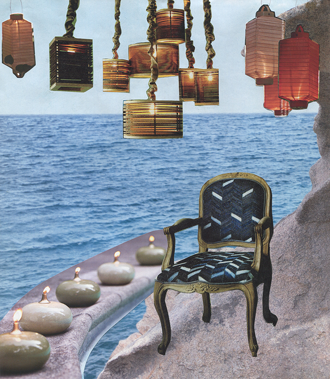 Resting Room by Sea