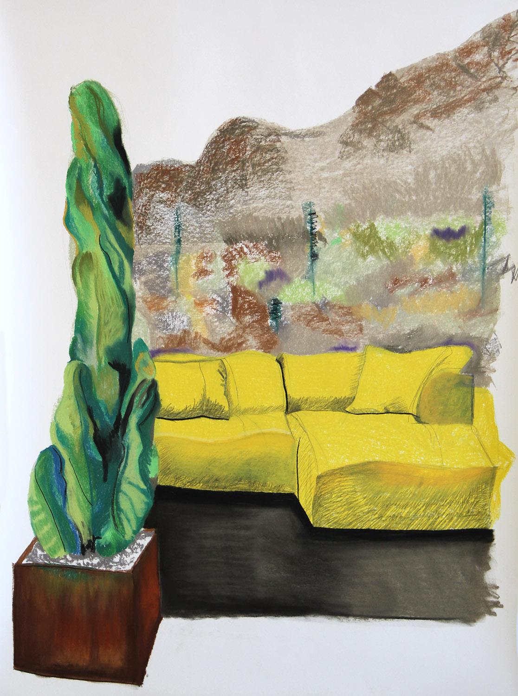 Desert Living Room