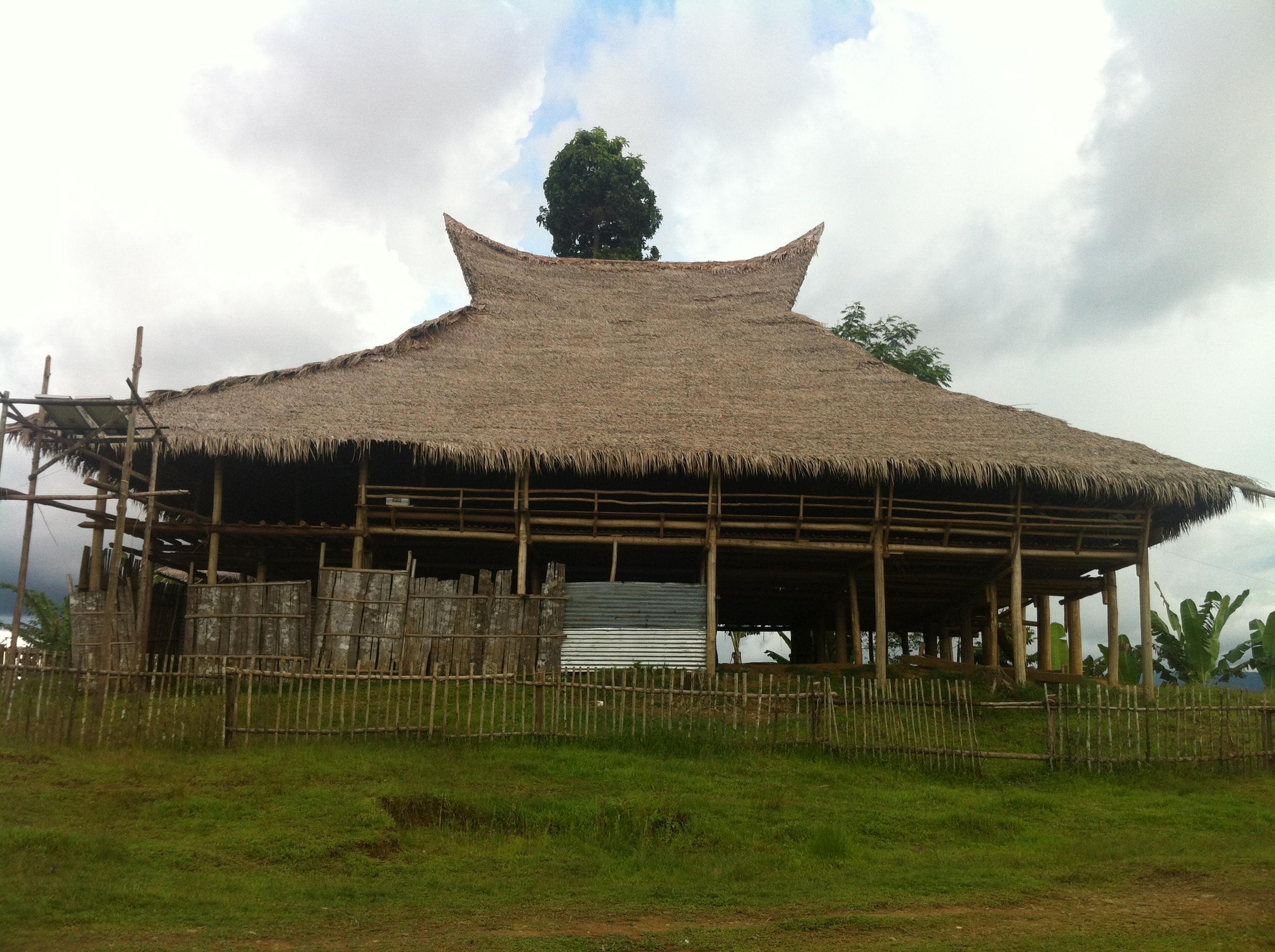 Mindanao Tribal House