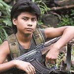 Teen Child Soldier Philippines