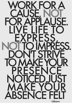 Life cause