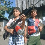 child soldiers in Mindanao