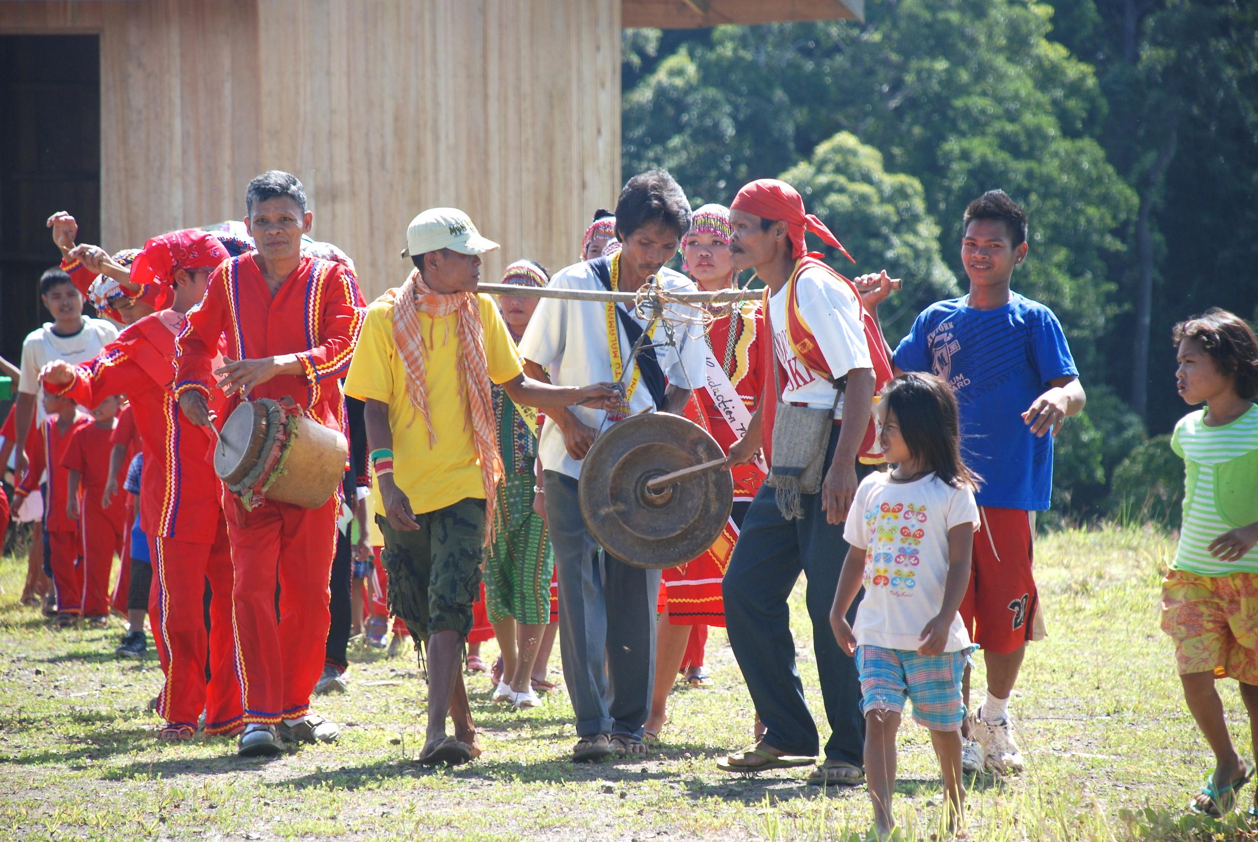 Tribal Peace Train
