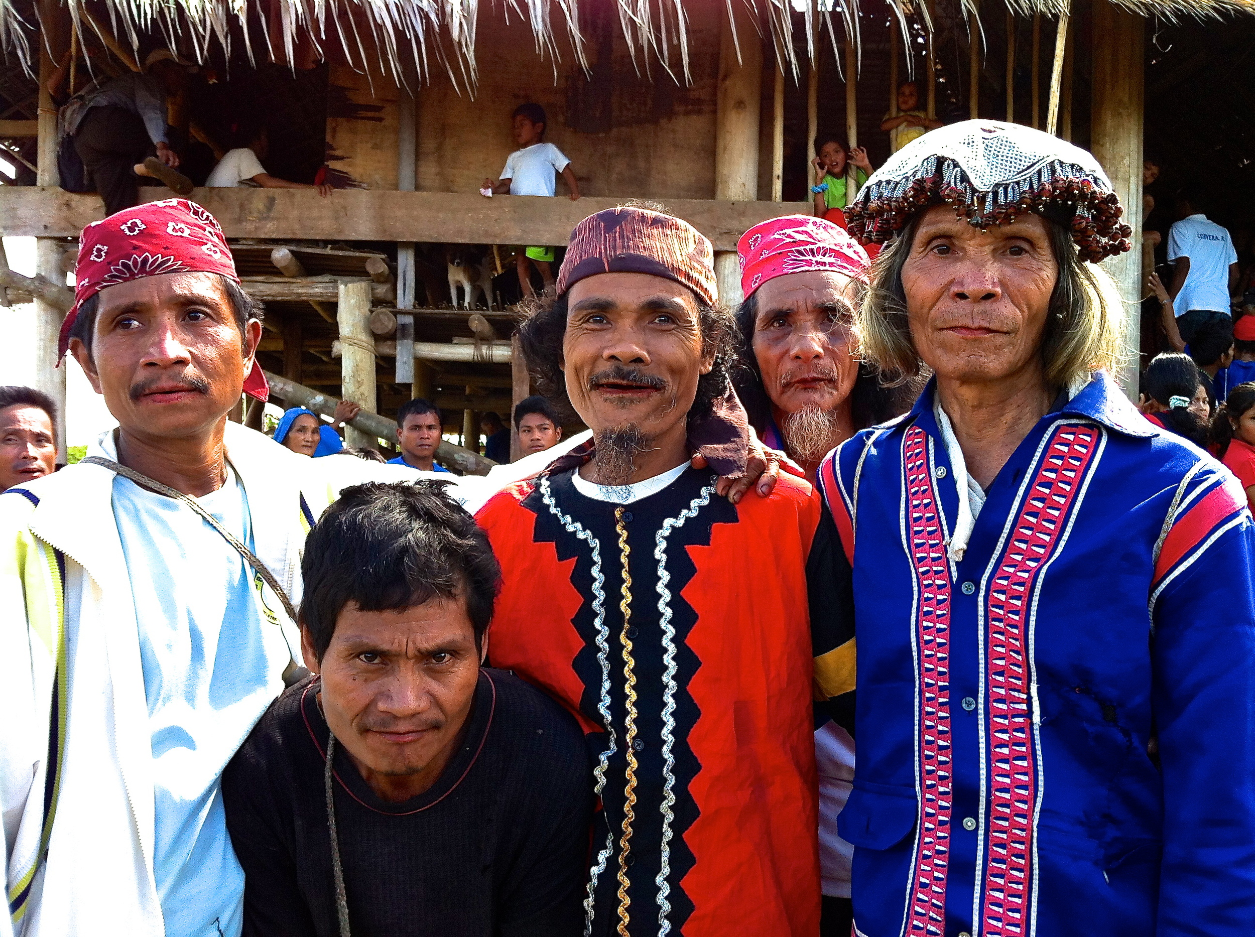 The tribal chiefs ask us to build them schools to protect and educate their children