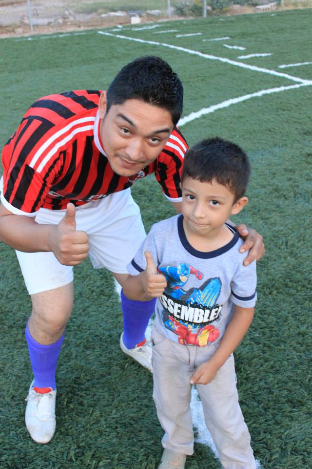 Teaching The Next Generation of Soccer Players