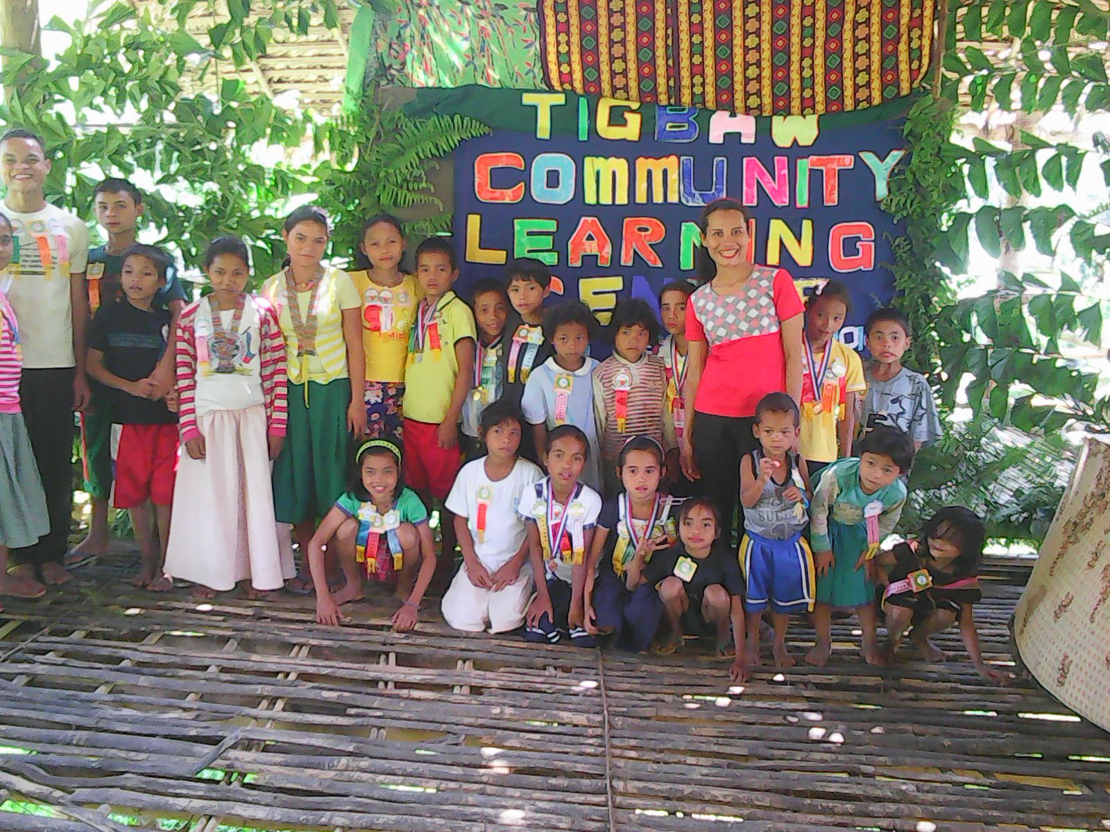 Kids of Tigbaw Learning Ctr Moving Up 20160318.jpg