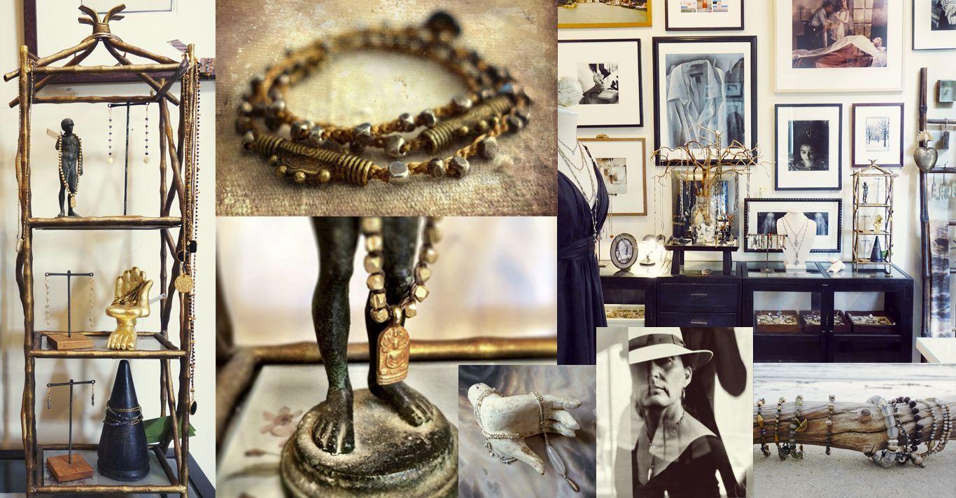 My Santa Barbara Jewelry Studio.