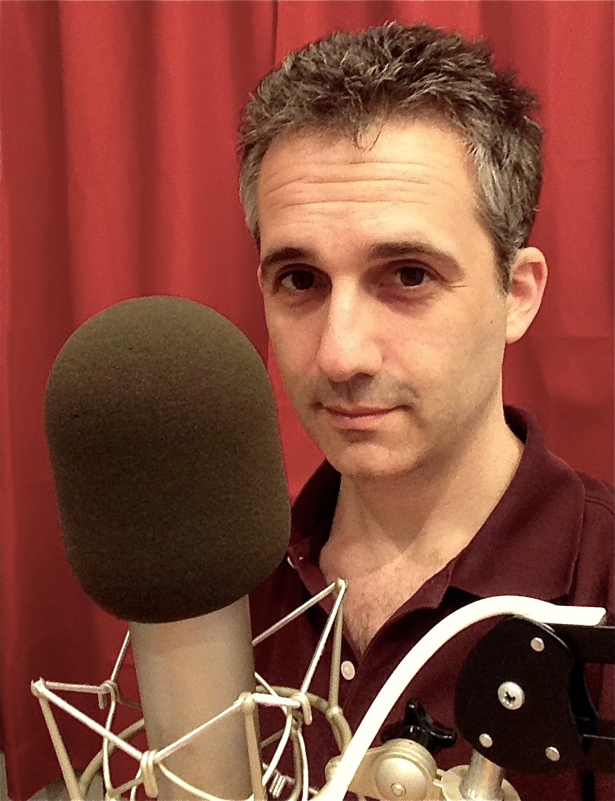 Eric Molinsky    Eric is the host of the podcast  Imaginary Worlds . He's produced stories for Studio 360, The New Yorker Radio Hour, 99% Invisible, Marketplace, Unfictional, NPR and WNYC's Morning Edition and All Things Considered.   Episodes produced by Eric