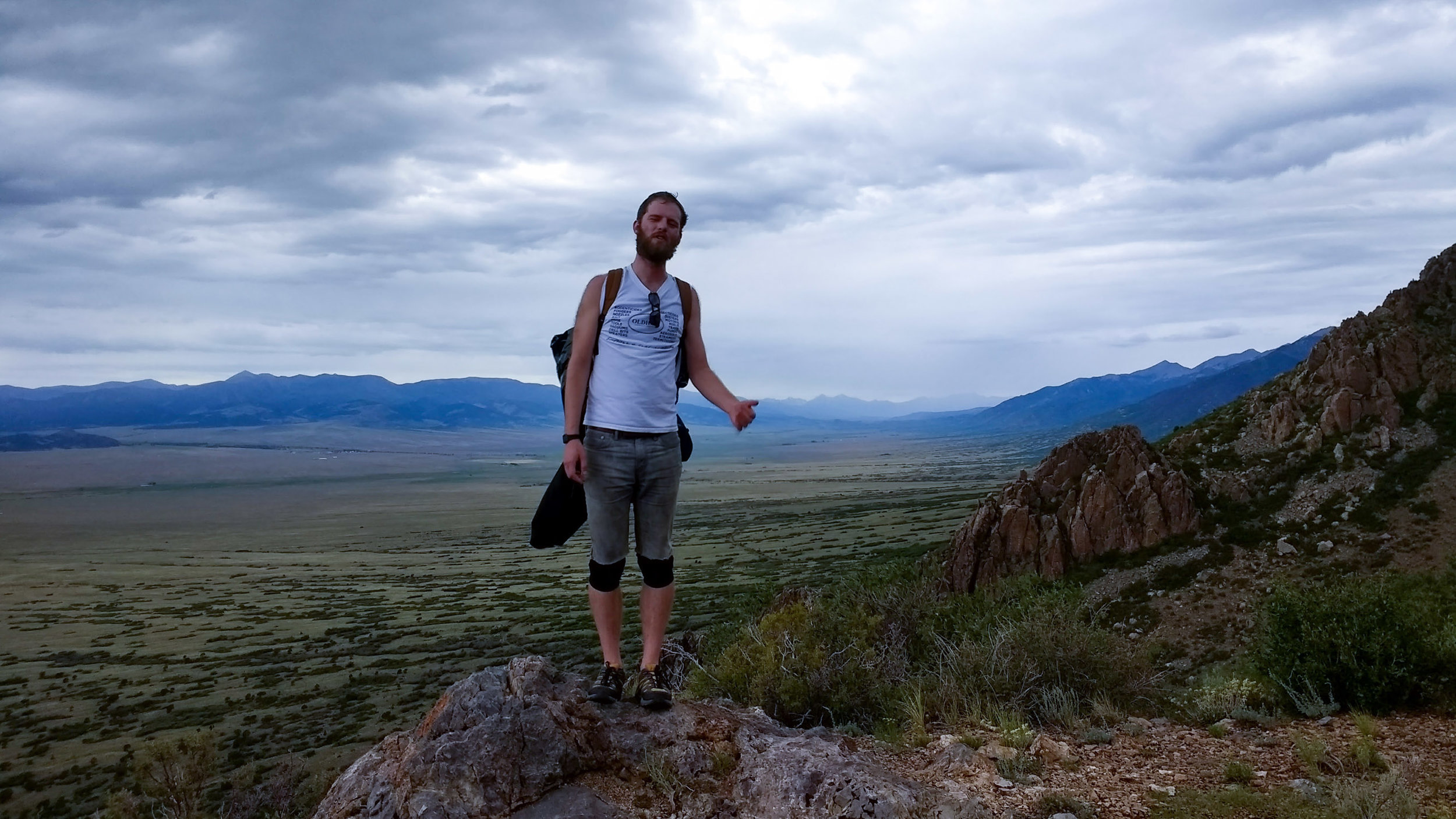 Jeff Emtman and the San Luis Valley