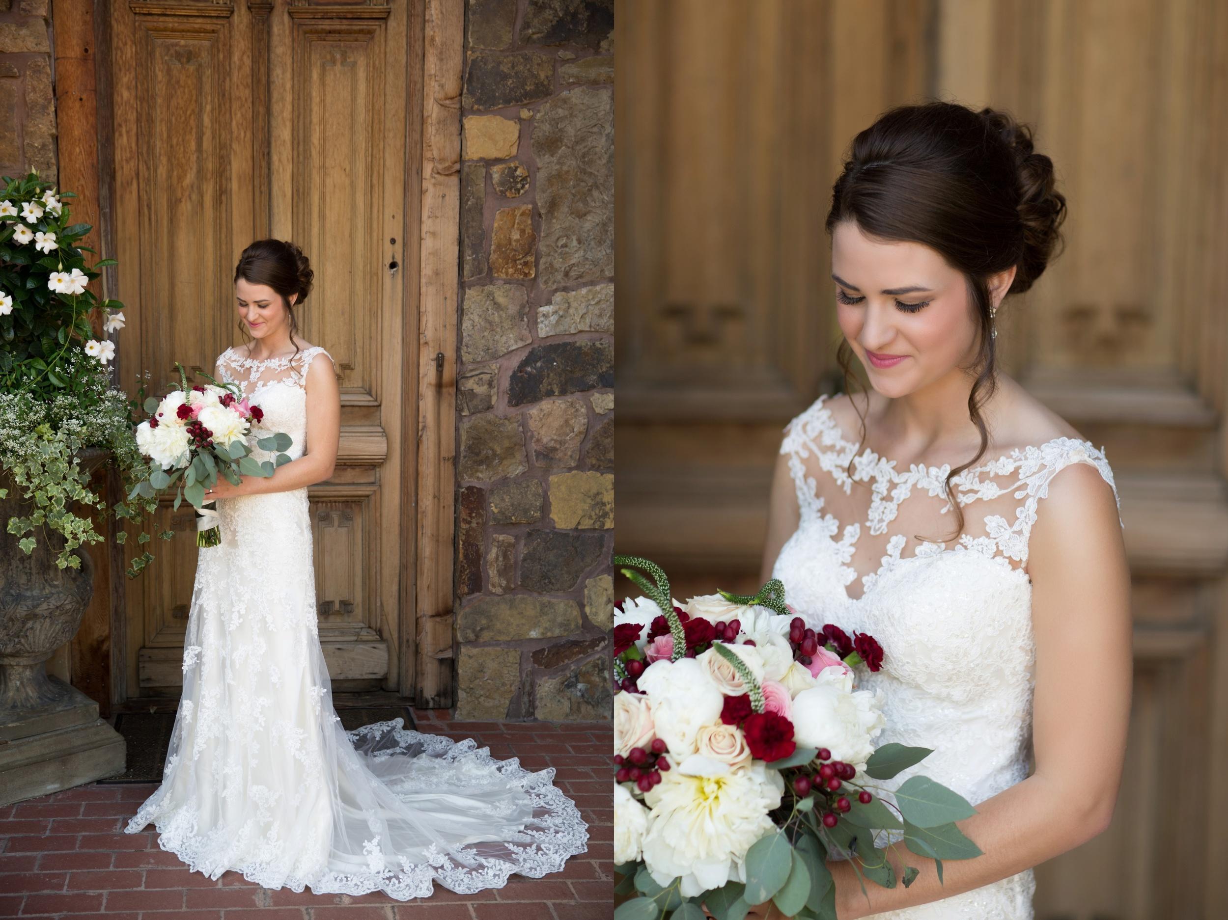 Morgan Paxson Wedding at Stone Chapel Matt Lane Farm