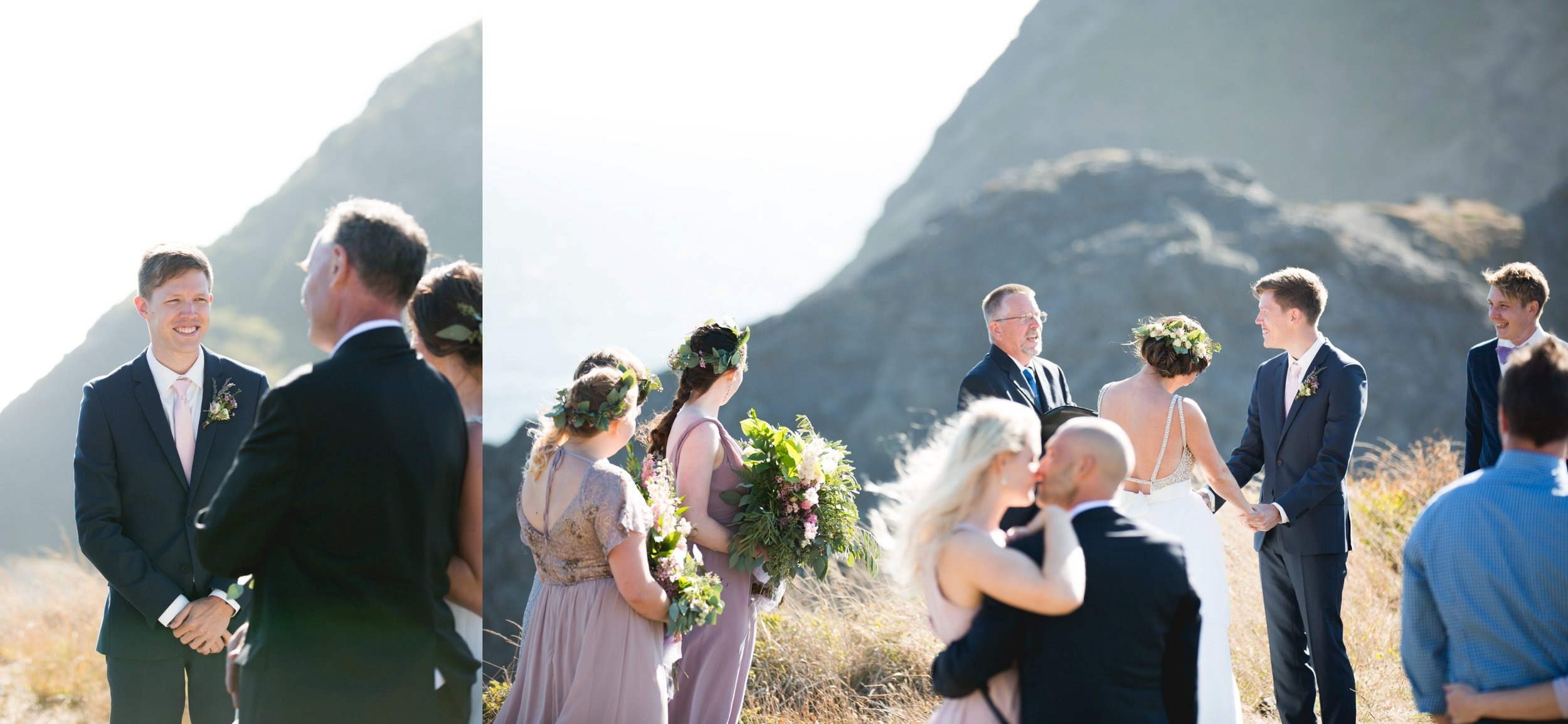 Sisters Rock State Park Oregon Wedding