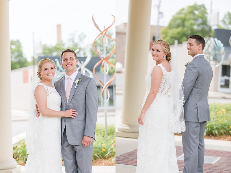 Katie and Aaron Troll Wedding