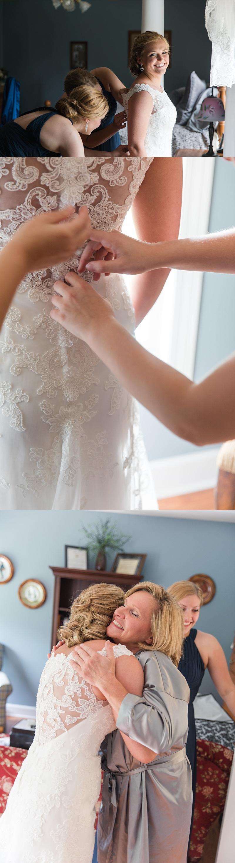 Katie Troll Wedding Day