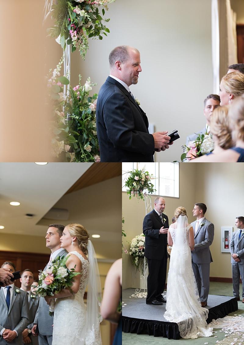 Hasselmann Alumni House Wedding