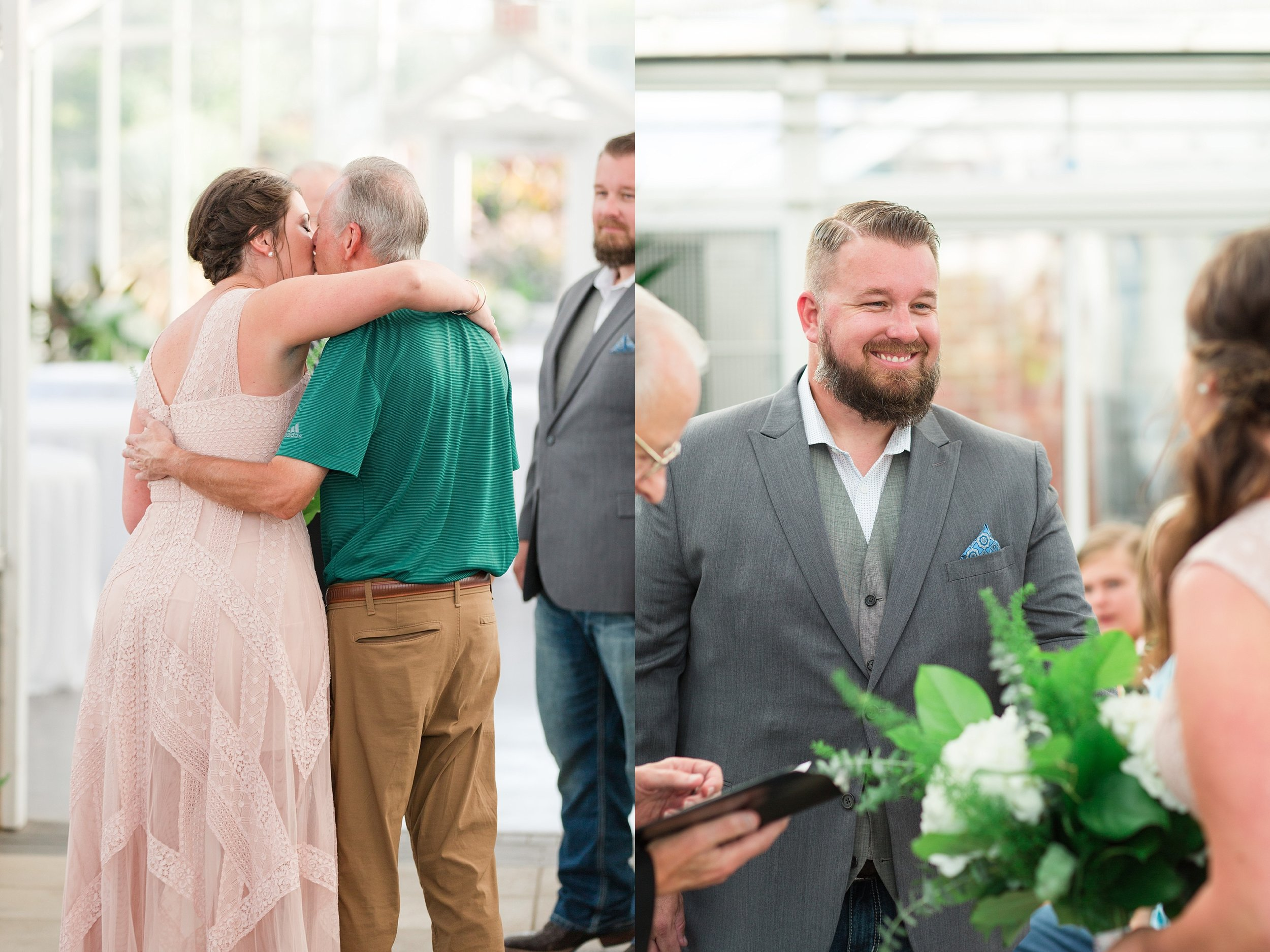 Lycan Conservatory Wedding -Oklahoma Wedding Photographer